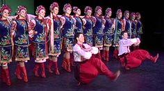 A World of Dance in Philadelphia: Voloshky Ukrainian Dance Ensemble