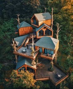 Hangzhou, Amazing Architecture, Architecture Design, Treehouse Cabins, Treehouses, Cool Tree Houses, Tree House Designs, Small House Decorating, Decorating Ideas