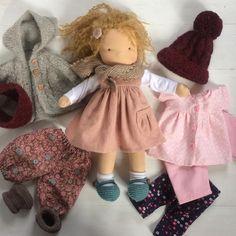 Kleidung & Accessoires Puppenkleidung Weniger Teuer