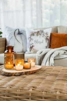 Fall Home Decor, Autumn Home, Pumpkin Topiary, Autumn Table, Comfy Blankets, White Pumpkins, Porch Decorating, Farmhouse, Thanksgiving