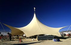 aluminet shade structure - Google Search