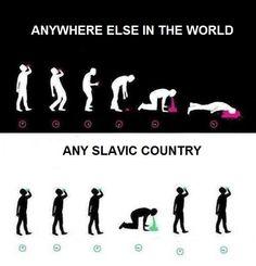 Proud to be slav...