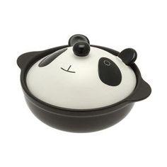 Panda Bear Casserole Dish.