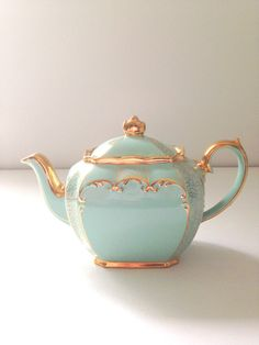 Vintage English Bone China teapot