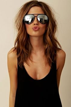 This makes me want to cut my hair...