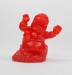 Monster In My Pocket - Series 1 - 18 Baba Yaga - Red
