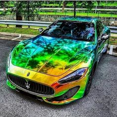 Maserati super maquina.  @666_horsepower  #car #ride #drive #driver #sportscar #vehicle #vehicles #street #road #freeway #highway #sportscars #mechanics #photooftheday #picoftheday #exotic #exoticcar #exoticcars #speed