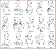 Atividades para aluno surdo mudo Sobre Libra, Higher Order Thinking, Libra Love, Thinking Skills, Sign Language, Education Quotes, Love You, Signs, Learning