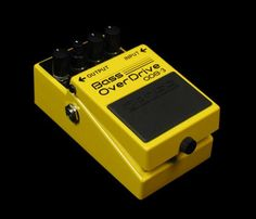 bass pedals make great guitar fx... yay wet/dry blend dials