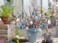 All Details You Need to Know About Home Decoration - Modern Kwanzaa, Hoppy Easter, Easter Eggs, Greenery Decor, Egg Tree, Diy Ostern, Easter Tree, Easter Crafts, Flower Arrangements
