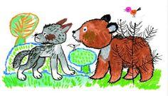 Gyereknapi könyvajánló: <br />A három nyúl - Rézkarcfitness Children's Picture Books, Children's Book Illustration, Happy Kids, Cartoon Drawings, Childrens Books, Art For Kids, Graphic Art, Fairy Tales, Illustrator