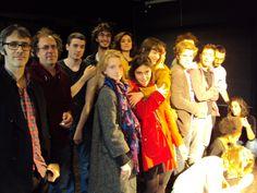 rentrée 2014 avec Lancelot Hamelin Eric Frey et Claire Gernigon