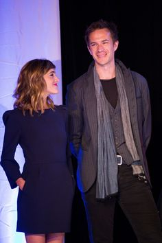 29 Sept: Victoria Bedos and James D'Arcy - Edition of the Dinard British Film Festival - Photoshelter / Alain Rolland British Film Festival, James D'arcy, Victoria, Fashion, Moda, Fashion Styles, Fashion Illustrations