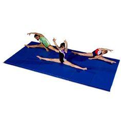 Folding Gym Mats - Gymnastics Mats, Custom Colors and Sizes, Folding Mats