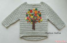детский вязаный свитер - Google-søk