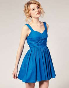 i'm supposed to be on a shopping ban.  but i really want this dress!