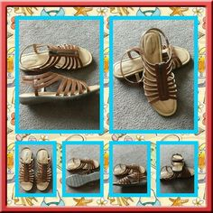 👡 NWOB Brown Sandals Size 10 M 👡 ❌FINAL❌ NWOB Brown Sandals Size 10 Medium From Woman Within Brand Is Comfortview. These Are Very Comfortable With New Memory Foam Technology Footbeds. Excellent New Condition 🚫 PAYPAL 🚫 TRADES 🚫 OFFERS FINAL MARKDOWN  👡 Comfortview  Shoes Sandals