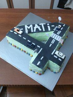 Four shape street cake
