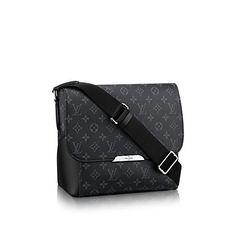 60e83ba97e44 LOUIS VUITTON Messenger Pm Explorer.  louisvuitton  bags  shoulder bags   leather