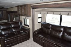 Are you looking for a spacious Fifth Wheel with 5 slides, a residential refrigerator that can sleep a family of If so then. Tiffin Motorhomes, Motorhomes For Sale, Class A Motorhomes, Trailers For Sale, Grand Design Rv, Fifth Wheel Campers, Family Of 6, Keystone Rv, Rv Dealers
