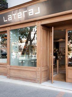 RESTAURANTES LATERAL, Madrid