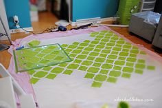 Nursery Rug 001 by don{thao} photography, via Flickr