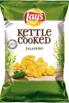 Check before you indulge your spicy snack craving! Frito-Lay has issued a voluntary recall for several types of jalapeño-flavored potato chips due to Jalapeno Chips, Frito Lay, Snack Recipes, Snacks, Potato Chips, Food Network Recipes, I Foods, Pantry, Cravings