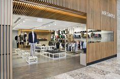 Mr Simple store by Prospace Design Studios, Brisbane – Australia » Retail Design Blog
