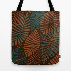 ORGANIC LEAVES Tote Bag