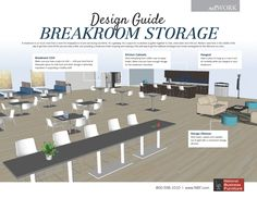 The Complete Guide to Breakroom Furniture #officedesign   National Business Furniture