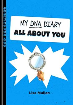 Creative DNA and genetics education books for children. DNA and Genetics for kids. Book Club Books, New Books, Any Book, This Book, Dna And Genes, Kindle, Genome Project, Human Body Unit, Kids Series