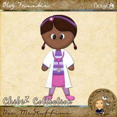ChibiZ: Doc McStuffins