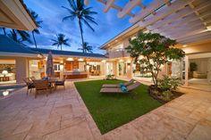 Great outdoor/indoor space