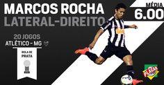 Lateral Direito: Marcos Rocha barra Mayke e leva sua 2ª Bola de Prata em dois anos! http://abr.ai/1u9CWvl