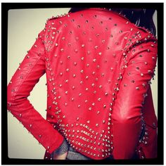 This is one of the hottest jackets I've ever seen...