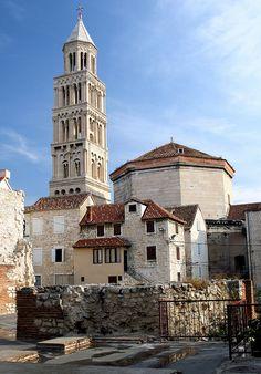 Diocletian's Palace Split, Croatia
