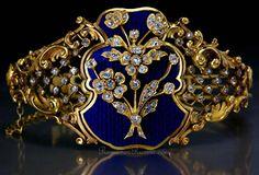 Faberge bracelet, belonging to Royal Romanov family