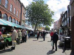 Chesterfield Market, Derbyshire