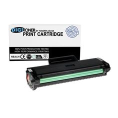 DigiToner by TonerPlusUSA New Compatible Replacement Samsung 104 MLT-D104S Laser Toner Cartridge for ML-1661 ML-1667 ML-1665 ML-1675 ML-1666 ML-1865W (Black, 10 Pack)