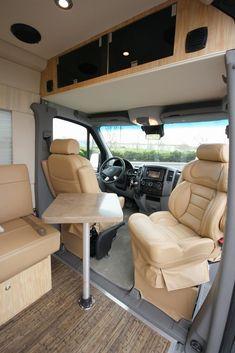 Ideas For Camper Van Conversions(37)