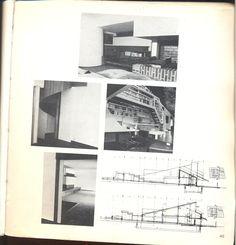ARQUITECTO: Corrales y Molezún  AÑO: 1966  LOCALIZACIÓN: Puerta de Hierro, Madrid CLIENTE: Jesús Huarte