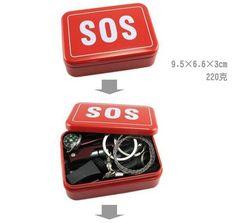 Emergency Equipment SOS Kit Car Earthquake Emergency Supplies SOS Outdoor Camping Survival Tool Survival Gear