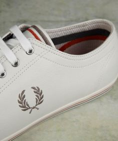 Fred Perry - Kingston Leather Plimsoll