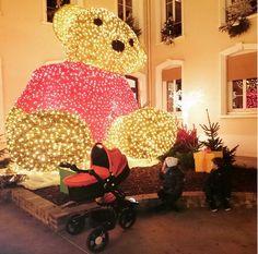 Teddy bear admire the ZEN stroller #BABYZEN www.babyzen.com #BABYZENZEN @kawaii_marie