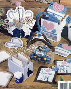 cute n clever Coaster Sets back cover