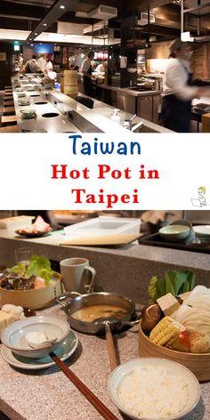 Ich liebe es, mich auf Reisen von exotischen Küchen inspirieren zu lassen. Dementsprechend findet man mich in den unterschiedlichsten Ländern vor allem auf den lokalen Märkten und in kleinen Restaurants. Auf meiner Reise nach Taiwan durfte ich eine kulinarische Neuheit erleben. In Taipei gingen wir Hot Pot essen. Was für ein Erlebnis!