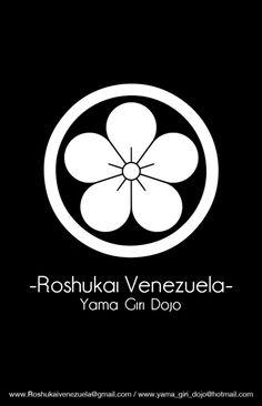 Logo Roshukai Venezuela #imagencorporativa