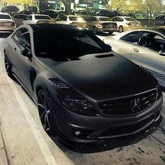 "356 Likes, 5 Comments - ✖ ♠️  TRIPPINGBLACK  ♠️  ✖ (@trippingblack) on Instagram: ""I think i'm #trippingblack , this #CL63 #AMG looks unreal , what do you think? ♣ #loveblack…"""