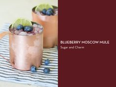 Moscow Mules 10 Ways