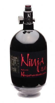 Air System: Ninja 68cu 4500PSI